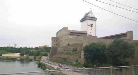 Narva Castle.